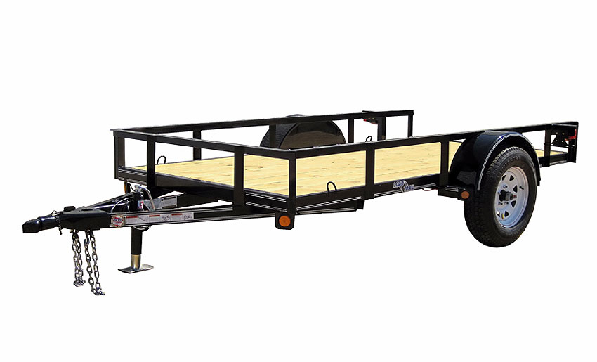 "2017 Load Trail 77"" X 12' Single Axle"