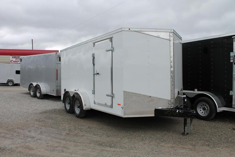 2020 RC Trailers 7'x14' RD Enclosed Cargo Trailer