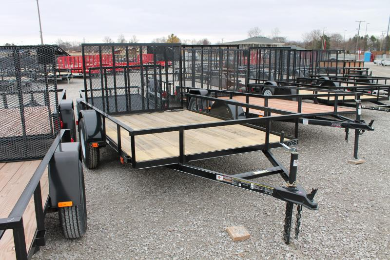 2020 Carry-On 6'x10' RD Equipment Trailer
