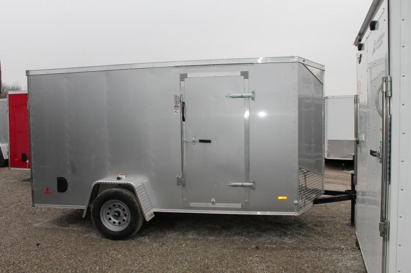 2020 RC Trailers 6'x12' SA Enclosed Cargo Trailer