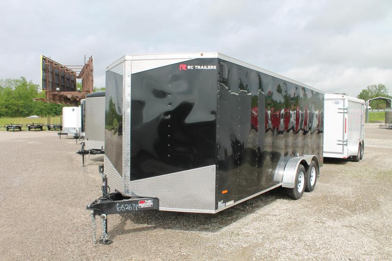 2020 RC Trailers 4999.00 Enclosed Cargo Trailer