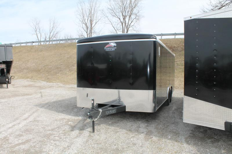 2020 American Hauler 20' CAR 10K Car / Racing Trailer