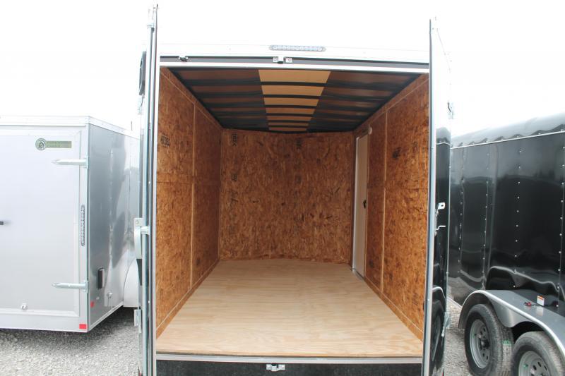 2020 Darkhorse Cargo 7'X14' + 12 Enclosed Cargo Trailer
