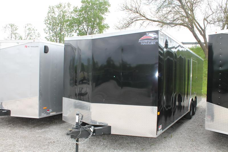2020 American Hauler 24' CAR 10K Car / Racing Trailer