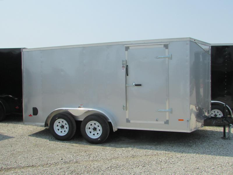 2020 RC Trailers 7 x 14 Enclosed Cargo Trailer