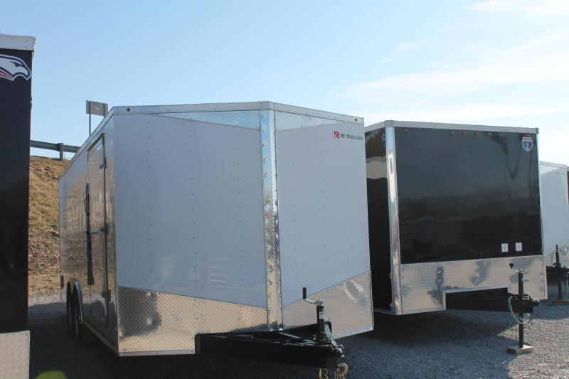 2020 Darkhorse Cargo 24 Ft Car Hauler Enclosed Cargo Trailer