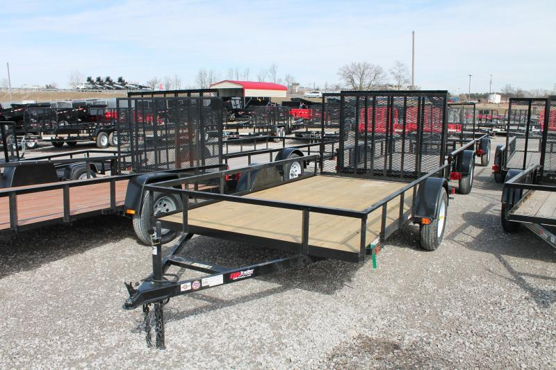 2020 Carry-On 6Ft x 12Ft RG Utility Trailer