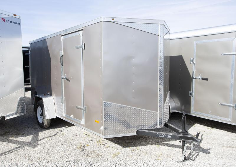 2020 RC Trailers 6 X 12 Enclosed Cargo Trailer