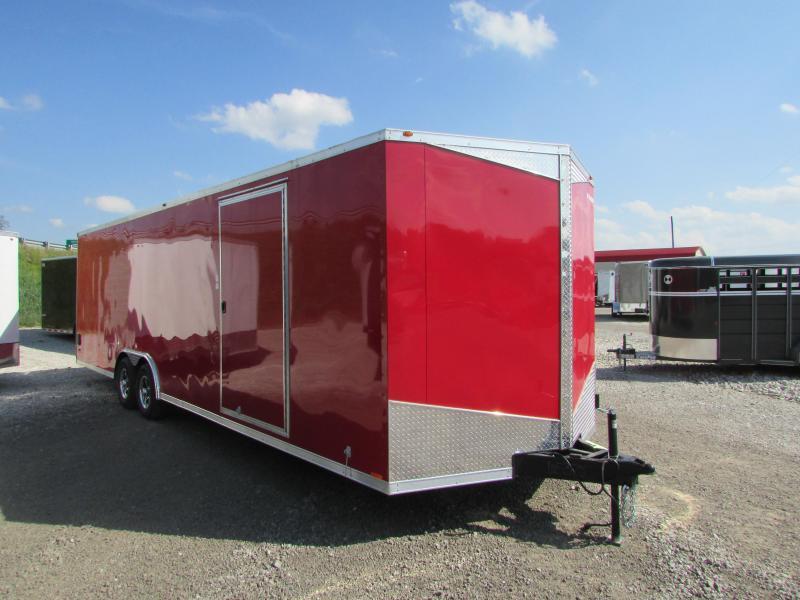 RC Trailers 28 ft Car / Racing Trailer