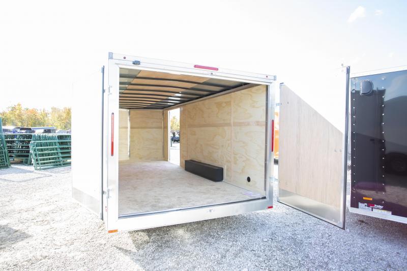 2020 RC Trailers 20 ft Carhauler Enclosed Cargo Trailer