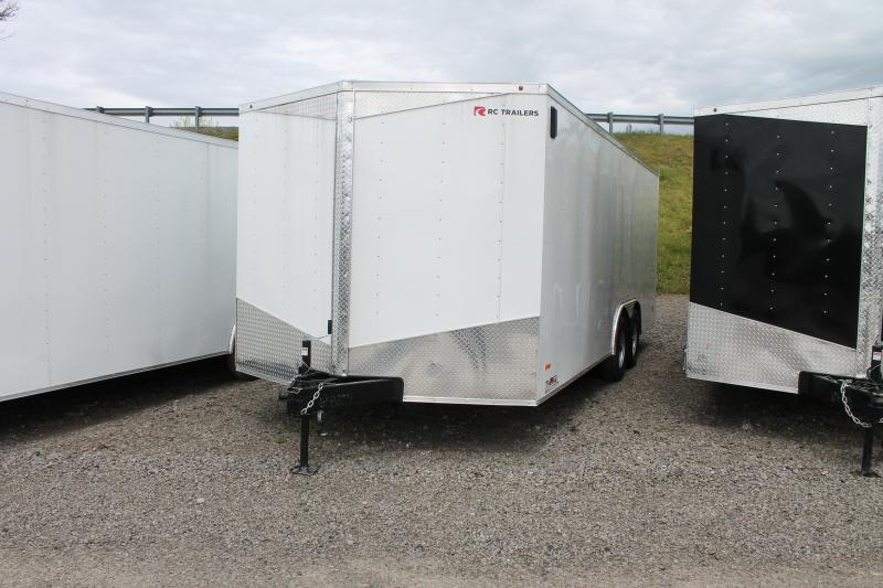 2020 RC Trailers 20' CAR 10K Enclosed Cargo Trailer