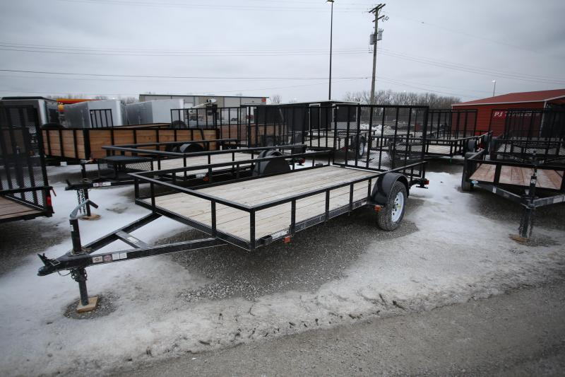 NEW Carry-On 6 x 14 Ramp Gate Utility Trailer