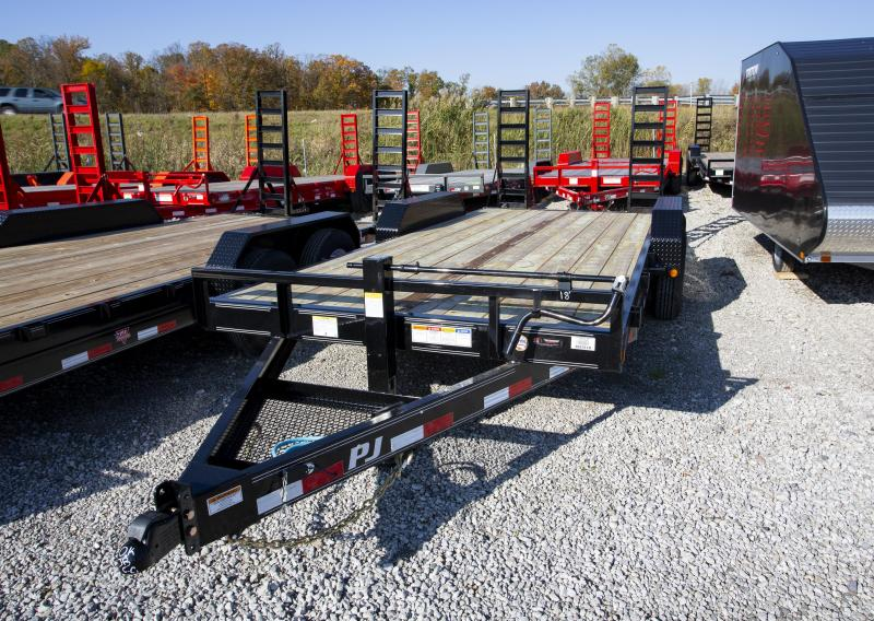 2020 PJ Trailers 20 ft Equipment Trailer