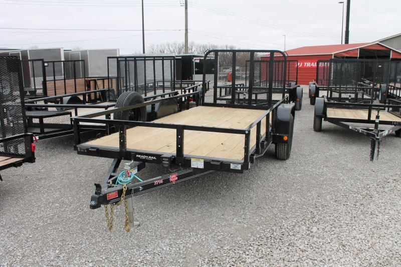 2020 PJ Trailers 14' RG 5K Equipment Trailer