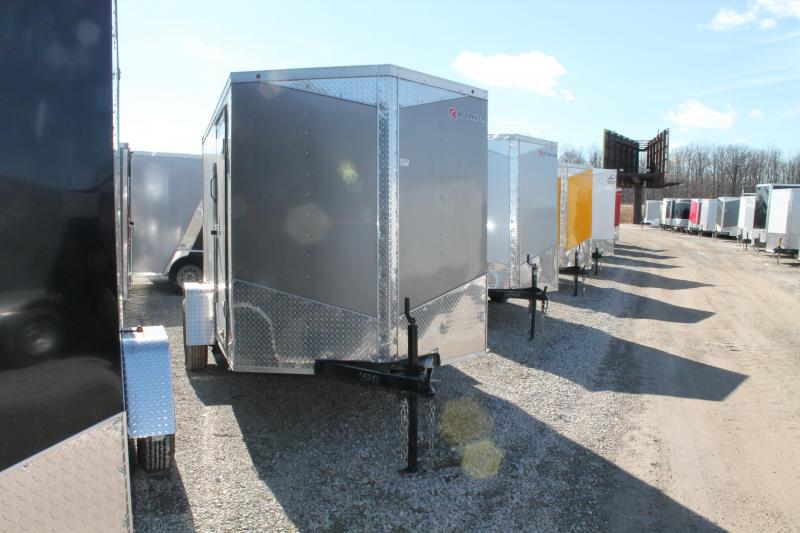 2020 RC Trailers 6x10RD Enclosed Cargo Trailer