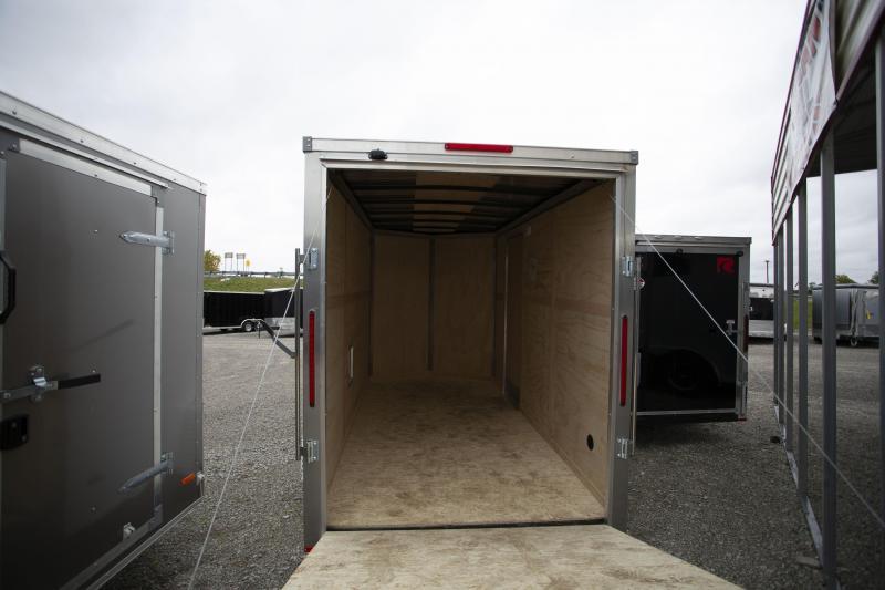 2020 RC Trailers 6 x 12 Ramp Enclosed Cargo Trailer