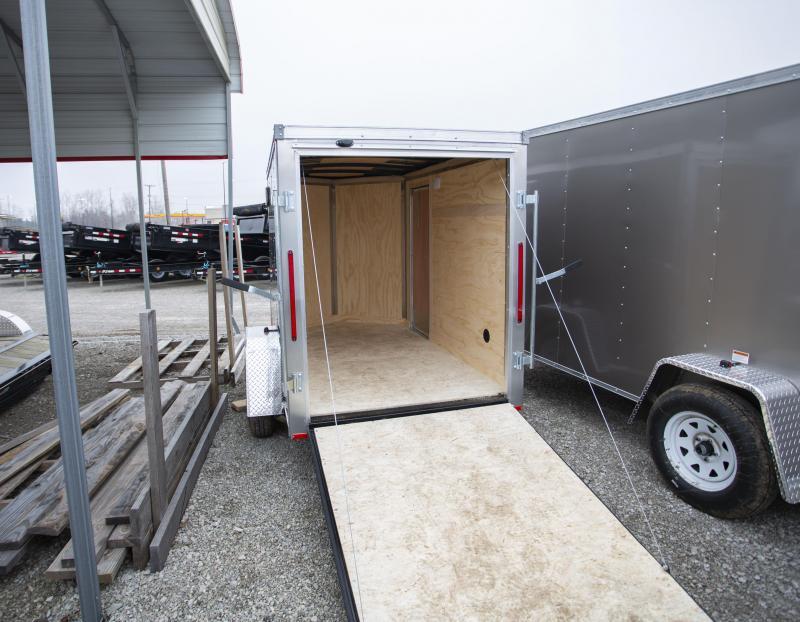 2020 RC Trailers 5 X 8 Enclosed Cargo Trailer
