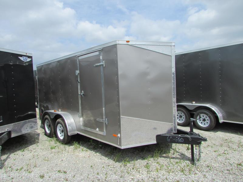 2020 RC Trailers 7 x 16 Enclosed Cargo Trailer