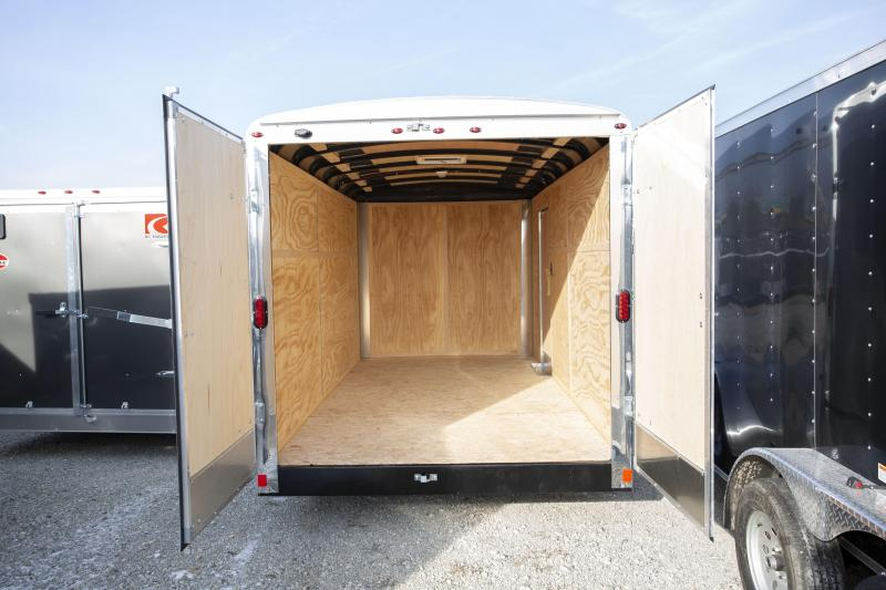 2020 Interstate 7 X 14 Double Doors Enclosed Cargo Trailer