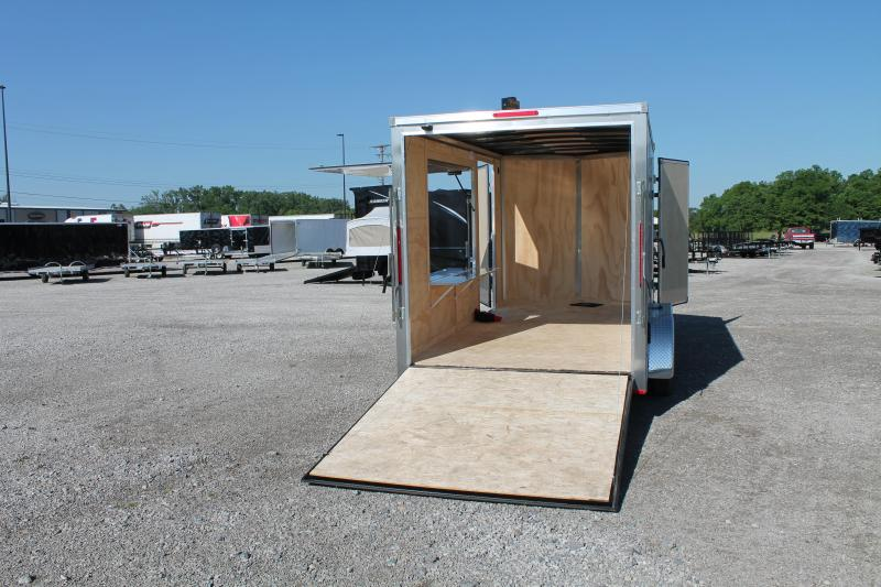 2020 RC Trailers 14' CONCESSION Enclosed Cargo Trailer