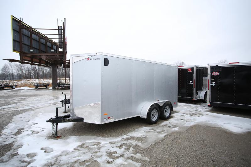2020 RC Trailers 6 x 14 Enclosed Cargo Trailer