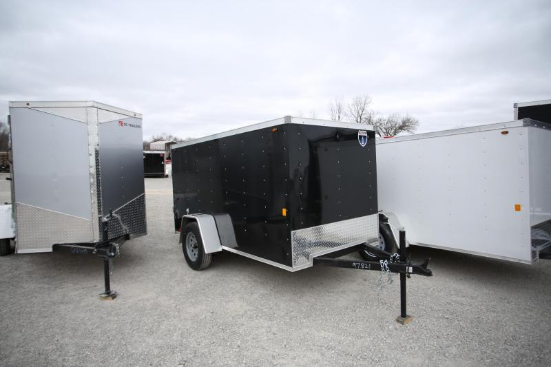 Interstate 5x10 Enclosed Cargo Trailer