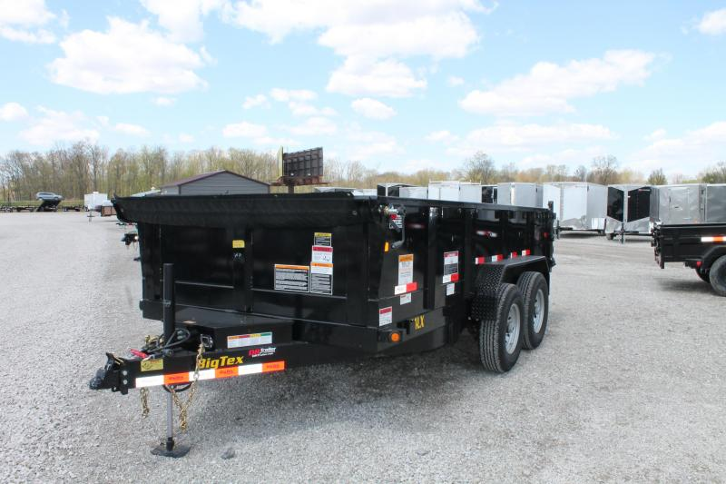 2020 Big Tex Trailers 14' DUMP Dump Trailer