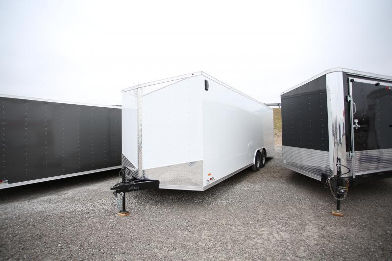 2020 RC Trailers 24' Car / Racing Trailer