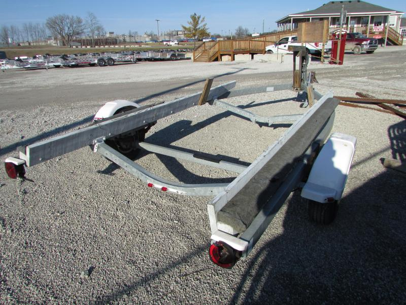 ShoreLandr (Midwest Industries) 7 X 14 Boat Trailer