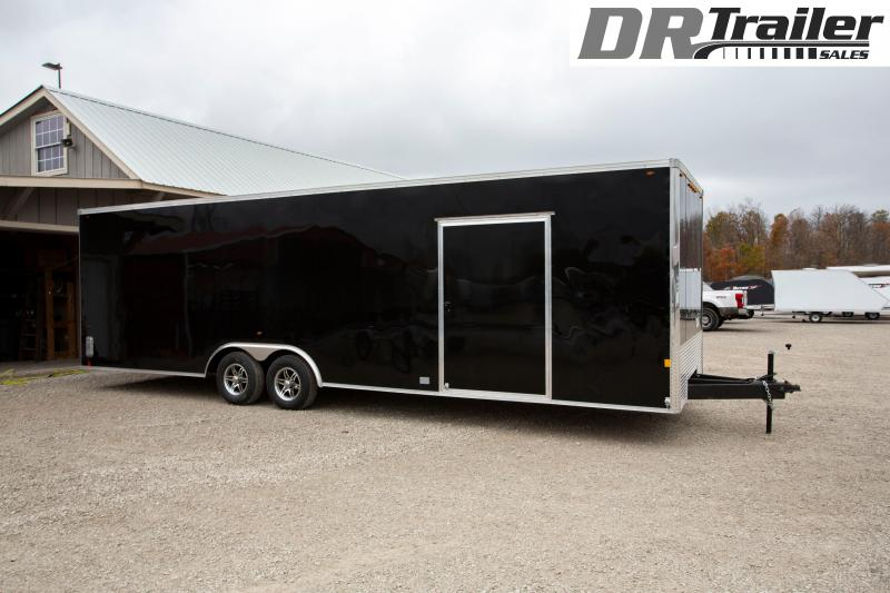 2020 Interstate 28 ft Car / Racing Trailer