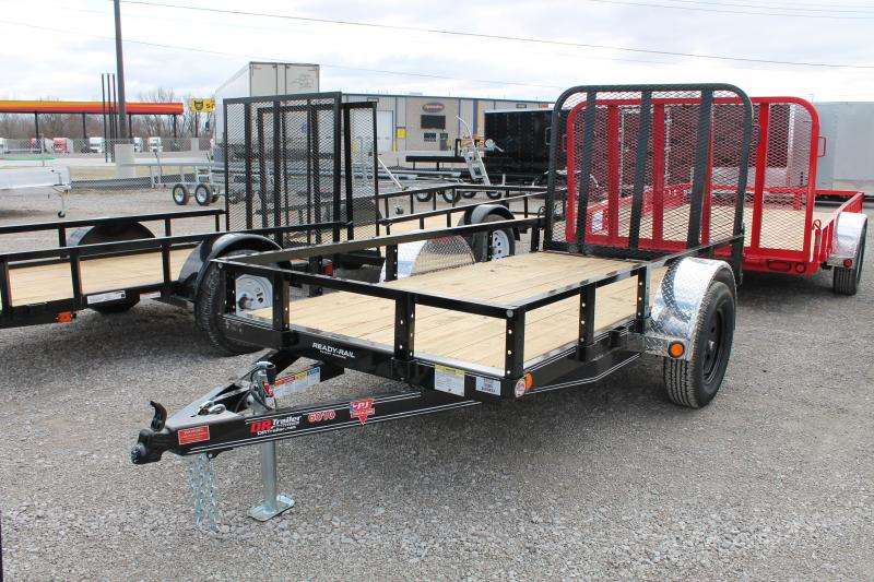 2020 PJ Trailers 5'x10' RG Equipment Trailer