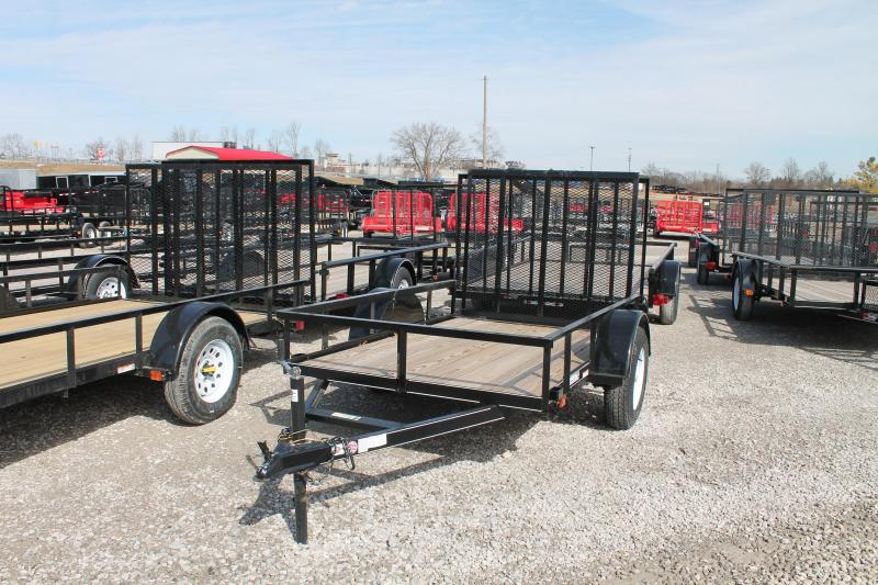 2019 Carry-On 5Ft x 8Ft RG Utility Trailer