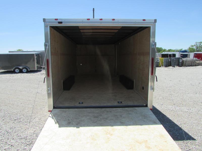 RC Trailers 20' Carhauler Cargo / Enclosed Trailer