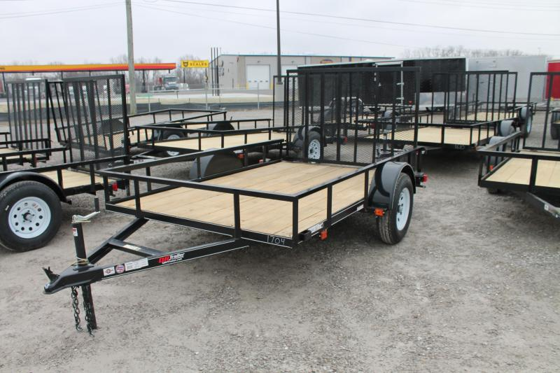 2020 Carry-On 6X10 RG Utility Trailer