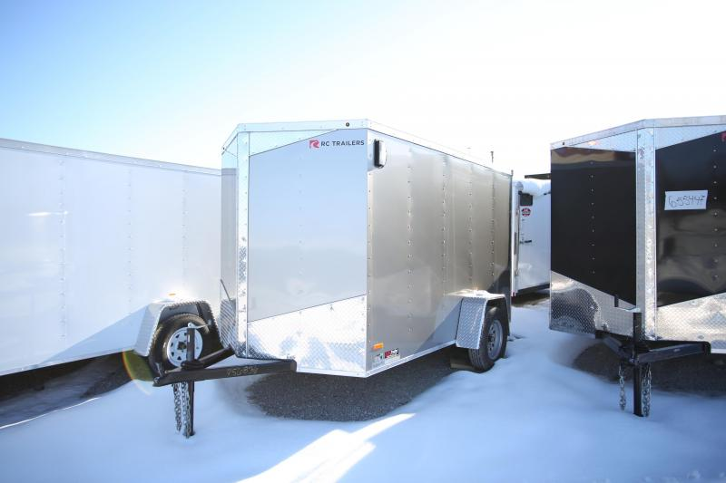 RC Trailers 6 x 10 Enclosed Cargo Trailer
