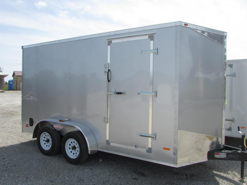 2020 RC Trailers 7 X 14 W/7 ht. Enclosed Cargo Trailer