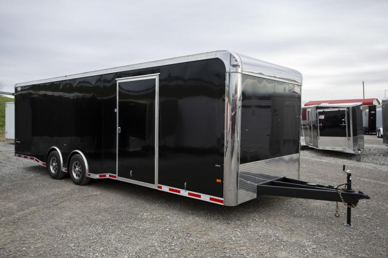 2019 American Hauler 28 ft Enclosed Cargo Trailer