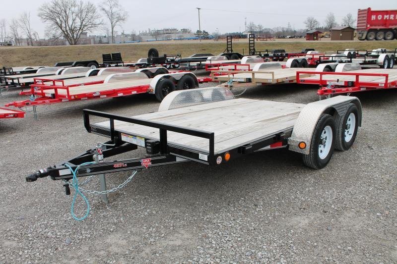 2020 PJ Trailers 12' CAR 7K Car / Racing Trailer