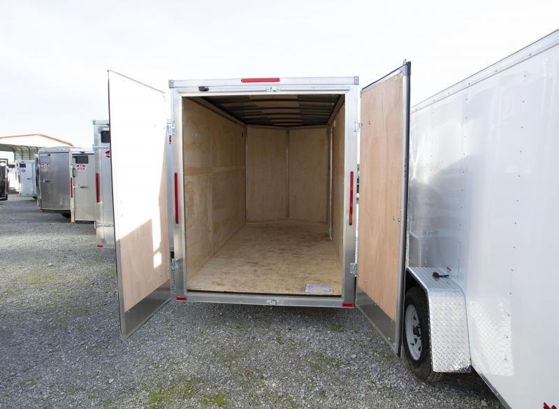 2020 RC Trailers 6 X 12 FT 12 IN DOUBLE DOORS Enclosed Cargo Trailer