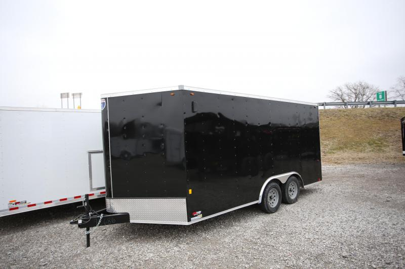 2020 Interstate 8 x 16 Enclosed Cargo Trailer