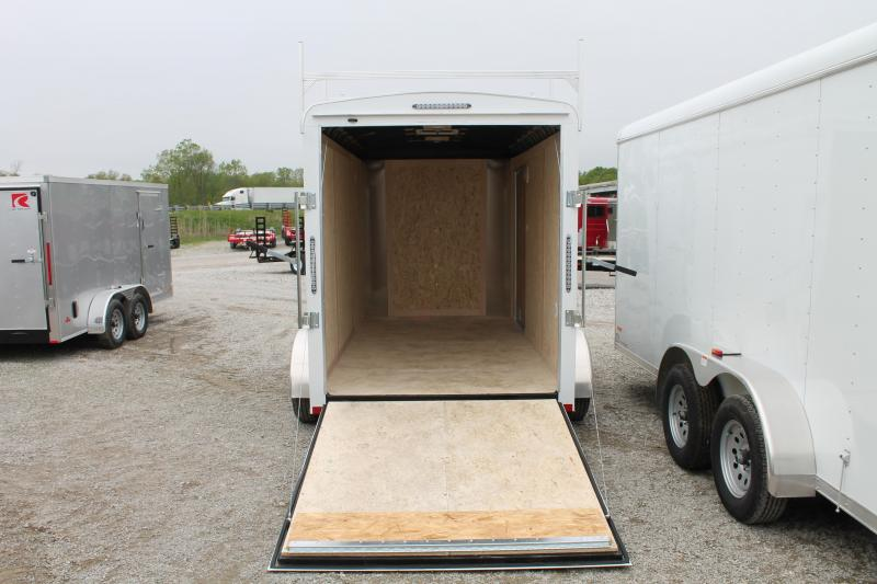 2020 American Hauler 6'X12' TA RD Enclosed Cargo Trailer