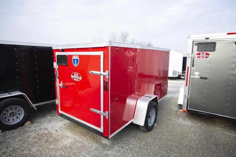 2020 Interstate 5 X 10 Enclosed Cargo Trailer
