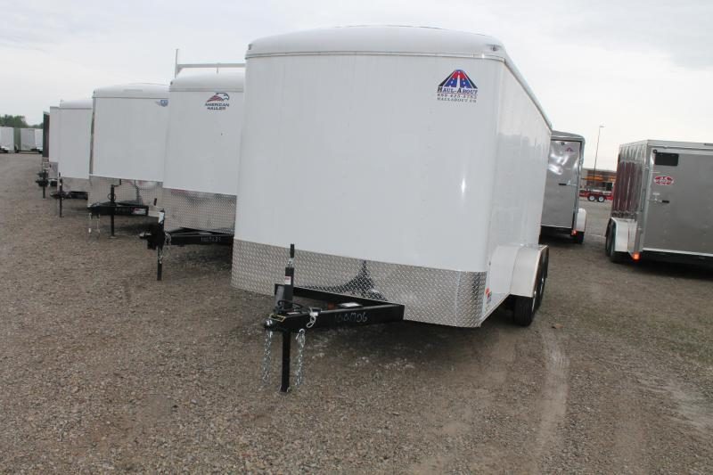 2020 Haul-About 7'X14' RD Enclosed Cargo Trailer