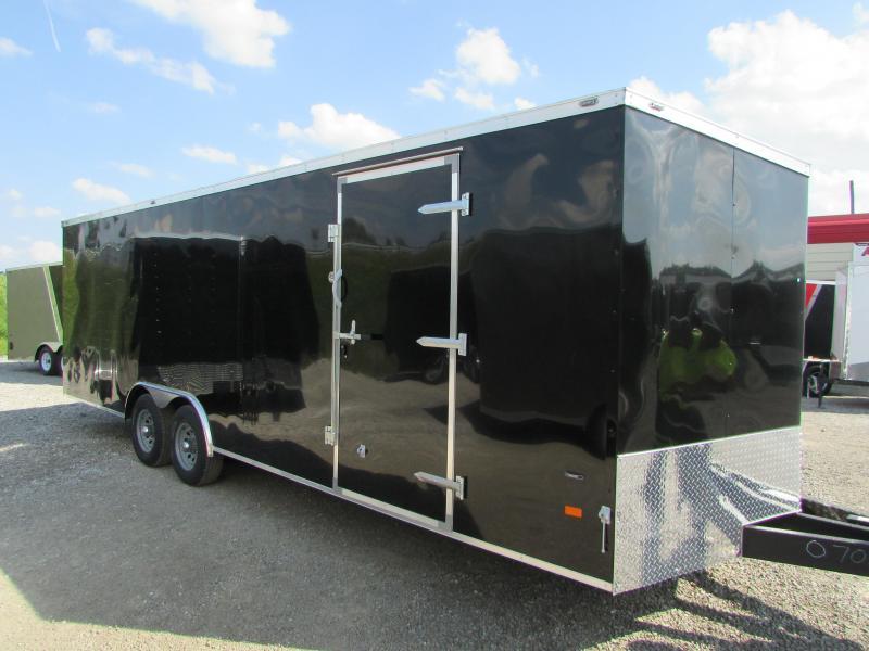 2019 American Hauler Industries 24 ft Carhauler Enclosed Cargo Trailer