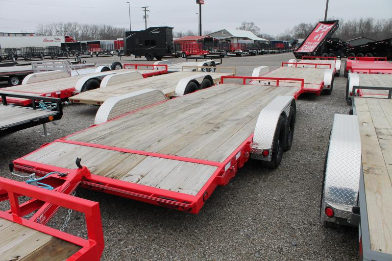 2020 PJ Trailers 20' CAR 7K Car / Racing Trailer