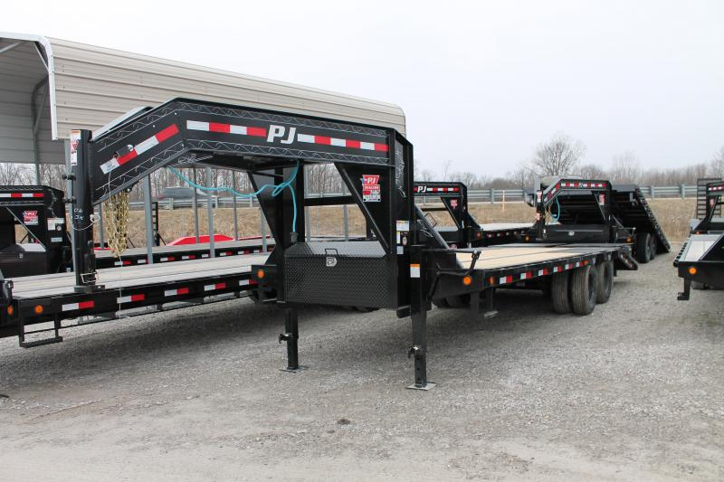 2020 PJ Trailers 25' MR 25K Flatbed Trailer