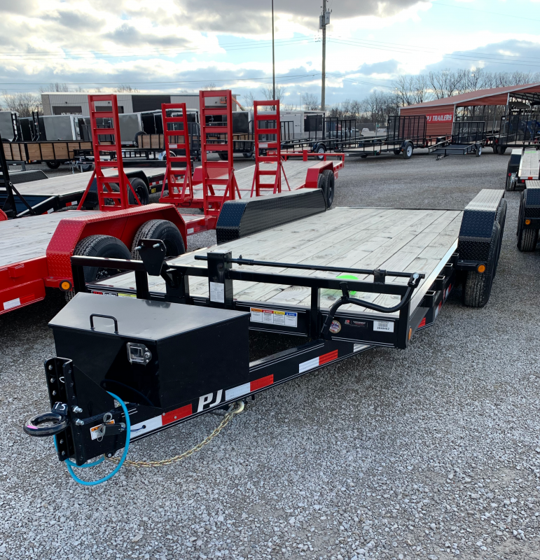 2020 PJ Trailers 20ft Equipment Trailer