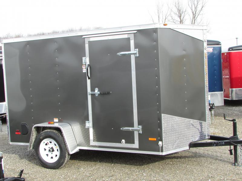 2019 RC Trailers 6 X 10 Ramp Enclosed Cargo Trailer