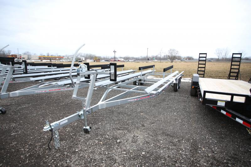 NEW Wolverine Trailers 24' Pontoon Boat Trailer