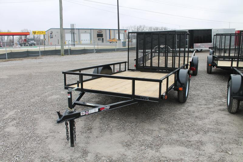2020 Carry-On 6X10 RG Equipment Trailer